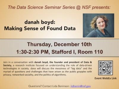 Making Sense of Found Data