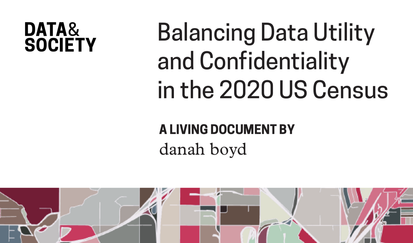 Balancing Data Utility and Confidentiality in the 2020 US Census